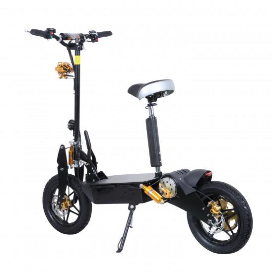 MOTOBATT DES9 2000W 60V Fekete Elektromos roller