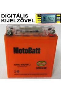 12N5L-BS igel Motorakkumulátor