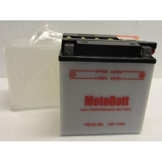 YB10L-B2 +sav  Motorakkumulátor