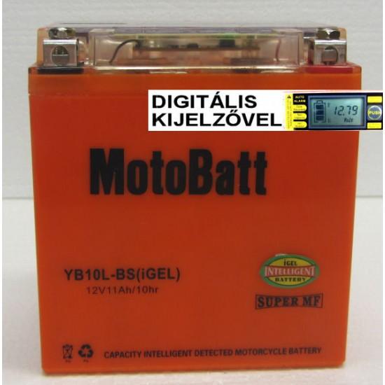 YB10L-BS igel  Motorakkumulátor