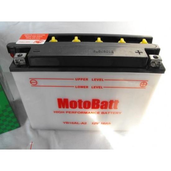 YB16AL-A2  Motorakkumulátor
