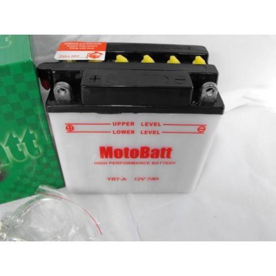 YB7-A  Motorakkumulátor