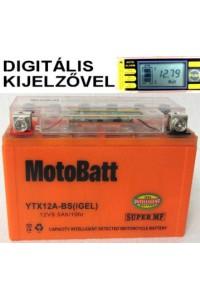 YTX12A-BS igel  Motorakkumulátor
