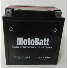 YTX30L-BS  Motorakkumulátor