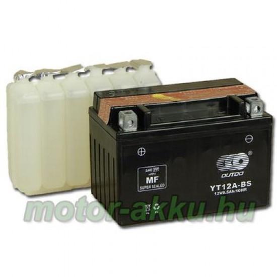 YT12A-BS  Motorakkumulátor