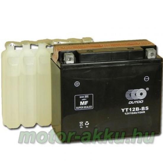 YT12B-BS  Motorakkumulátor
