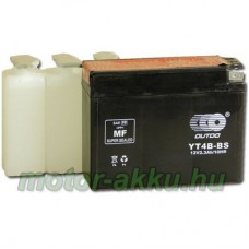YT4B-BS Motorakkumulátor