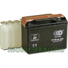 YTR4A-BS  Motorakkumulátor