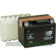 YTX4L-BS  Motorakkumulátor
