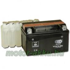 YTX7A-BS  Motorakkumulátor